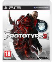 Prototype 2: Blackwatch Collector's Edition (PS3)